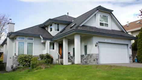 Contemporary 6 Bedrooms House In West Coquitlam